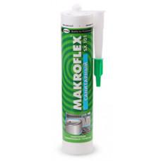 Герметик силик.MAKROFLEX санитарный б/цв