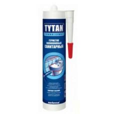 Герметик силик.TYTAN Euro-line санитарный б/цв