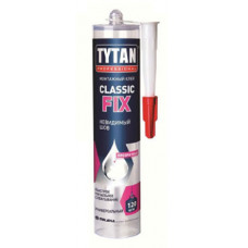 Клей монтажный TYTAN CLASSIC FIX б/цв 310мл