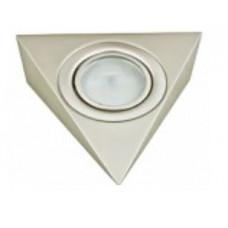 Накладка треугольник под светильник простой золото